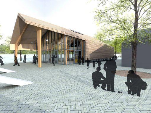 Paviljoen Stadspoort Landbouw Eindhoven